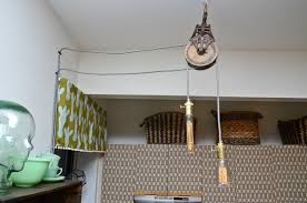 Diy Pendant Light Fixture Diy Pendant Lights With Barn Pulleys Stars For Streetlights