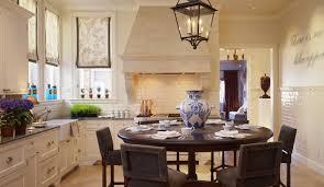 farmhouse dining table cottage kitchen jenny wolf interiors