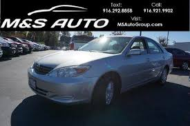 toyota camry 2002 value used 2003 toyota camry for sale pricing features edmunds