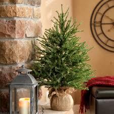 miniature christmas trees with lights christmas lights decoration