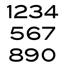 7 best house numbers images on address signs house
