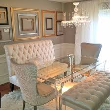 Small Dining Room Furniture Best 25 Glass Dining Room Table Ideas On Pinterest Glass Dining