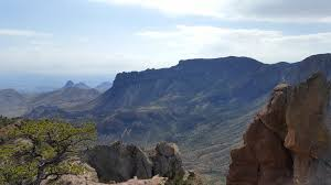 Big Bend National Park Map Don U0027t Build A Wall Here Usa Mexico Border At Big Bend National