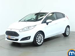 used ford fiesta titanium x 5 doors cars for sale motors co uk