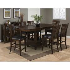 Low Dining Room Table by Jofran Mirandela Birch 7 Piece Dining Set