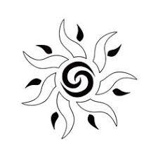 tribal sun tattoos tribal sun tattoos tribal sun and symbols