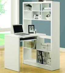cool bookshelf computer desk on camphor wood bookcase desk