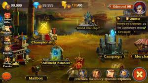 heroes charge hack cheats for android ios 100 working
