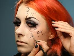 Diy Halloween Makeup Ideas Halloween Makeup Tutorial Glam Dark Fairy Hgtv
