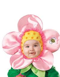 6 Month Halloween Costume Baby Blossom Flower Infant Girls Fancy Halloween Costume 6 12