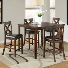 Shaker Dining Room Chairs Finley Home Milano Counter Height Table Hayneedle