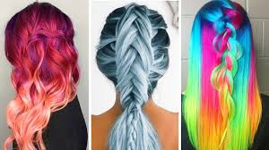 15 amazing color transformations beautiful hairstyles