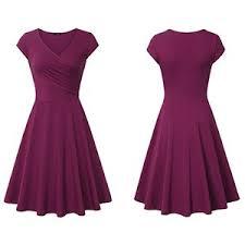 violet dress laksmi dresses womens casual dress a line cap sleeve v neck