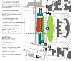 at t center floor plan city college of san francisco performing arts center and precinct