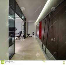 hall in loft style stock photo image of sneakers glass 81507580