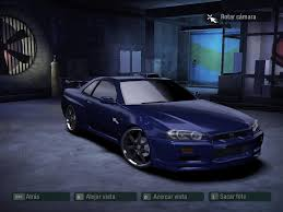 nissan r34 paul walker nfs carbon nissan skyline gtr r34 by 850i on deviantart