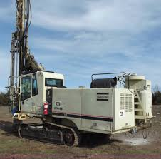 2004 atlas copco ecm585 drilling machine item d3501 sold