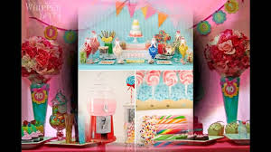 Candy Themed Party Decorations Candy Themed Party Decoration 1000 Images About Party Sweet Theme