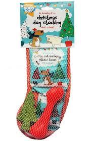 good boy christmas dog stocking amazon co uk pet supplies