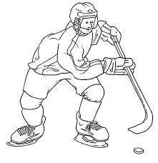 sport in the winter coloring pages sport coloring pages of