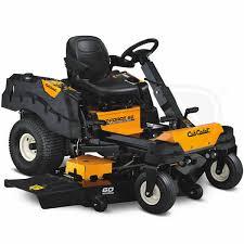 zero turn mowers with steering wheel mowers direct