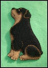 421 best soft toys images on felt dogs and