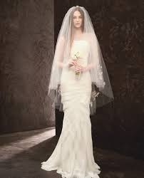 Vera Wang Wedding Dresses 2011 V Neck Wedding Dress With Sheer Illusion Straps