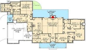 texas hill country floor plans plan w64003bb ranch country exclusive corner lot photo gallery