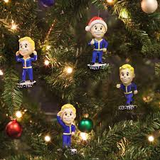 have a fallout xmas with these vault boy tree decorations vg247
