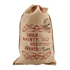 personalised sacks and from 4 99