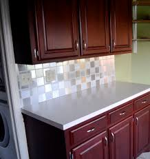 Stainless Kitchen Backsplash 5 Diy Stainless Steel Kitchen Makeovers On The Cheap Do It