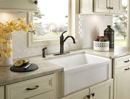 High Arch Kitchen Faucet Faucet Com 87230brb In Mediterranean Bronze By Moen