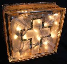 276 best glass blocks images on glass block crafts