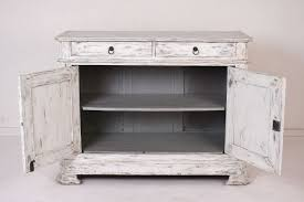 vintage french louis philippe style distressed buffet
