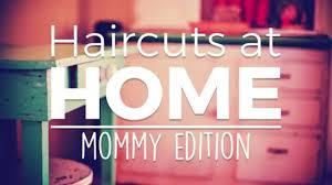 haircuts at home gentleman u0027s haircut tutorial promo youtube