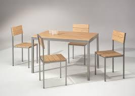 table de cuisine 4 chaises chaise de cuisine grise maison design wiblia com