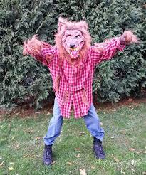 Werewolf Costume Easy Diy Werewolf Costume Redo It Yourself Inspirations Easy