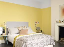bedroom simple cool yellow grey dulux red dazzling pastel grey