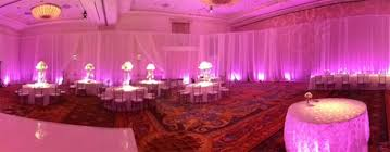 pipe and drape wedding stage lights and sound rentals production services pipe and