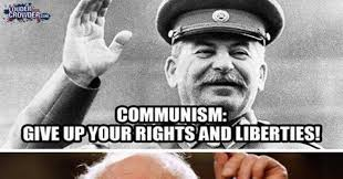 Memes Explained - between a socialist and a communist explained in 2 memes