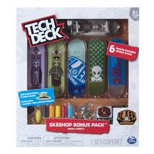 Tech Deck Ramps Tech Deck Starter Kit Ramp Set And Board Walmart Com