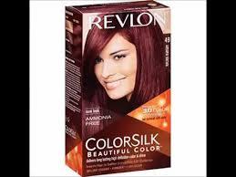 auburn brown hair color pictures revlon colorsilk haircolor auburn brown youtube