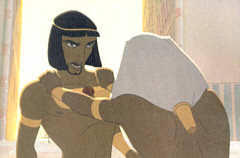 dig bible prince egypt review