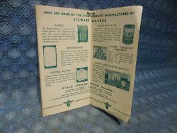 1940 south wind gasoline car heater original owners manual texas