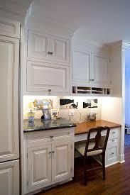 kitchen desk ideas alluring kitchen desk area ideas interiorvues