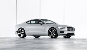 volvo electric car polestar 1 the 600 hp 1000 nm high performance hybrid sports coupe