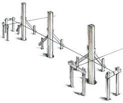 How To Build A Pergola On Concrete by Be A Post Master Installing Deck And Fencing Posts