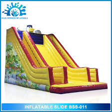 blue springs manufacture outdoor toys backyard inflatable water
