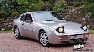 rally porsche 944 944 turbo s silver rose