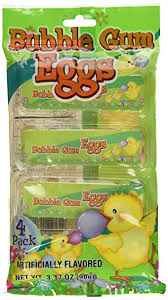 easter egg gum gum mini easter eggs 4 egg cartons chewing